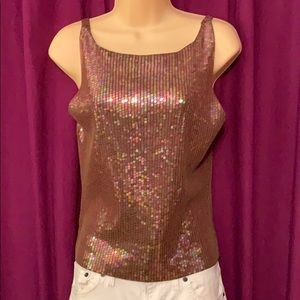 Fully Sequined Top